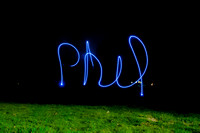 light writting
